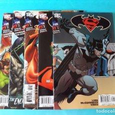 Cómics: SUPERMAN BATMAN VOL. 1 25, 27-29. DC ORIGINAL USA. Lote 99874347