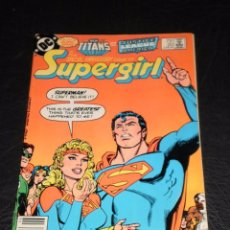 Cómics: SUPERGIRL (1982 SERIES) (DC) #20 VERY FINE COMIC BOOK . Lote 99976327