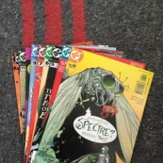 Cómics: THE SPECTRE # 5 6 7 8 9 10 11 26 & 27. Lote 100556379