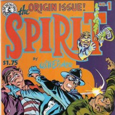 Cómics: THE SPIRIT Nº 1-2-3. Lote 100632911