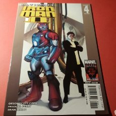 Cómics: ULTIMATE IRON MAN II 4 EXCELENTE ESTADO USA. Lote 101134620