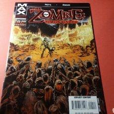 Cómics: THE ZOMBIE SIMON GARTH 4 EXCELENTE ESTADO USA. Lote 101134928