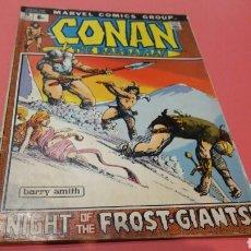Cómics: CONAN THE BARBARIAN 16 USA. Lote 101291986