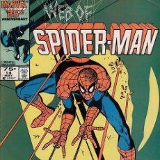 Cómics: WEB OF SPIDER-MAN VOL.1 # 14 (MARVEL,1986). Lote 101532871
