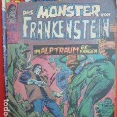 Cómics: DAS MONSTER VON FRAKESTEIN -MARVEL COMIC MR.18 -EN ALEMAN -. Lote 101581083