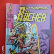 Cómics: RACHER MARVEL COMIC NR.98 -EN ALEMAN -. Lote 101581103