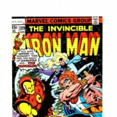 IRON MAN 109 - MARVEL 1978 VFN/NM / JACK OF HEARTS / SOVIET SUPER SOLDIERS / 1ST VANGUARD