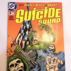 Cómics: SUICIDE SQUAD - NUM 3 - EN INGLES - DC COMICS- 2002. Lote 101903422