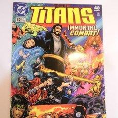 Cómics: THE TITANS - NUM 12 - EN INGLES - DC COMICS- 2000. Lote 101903438
