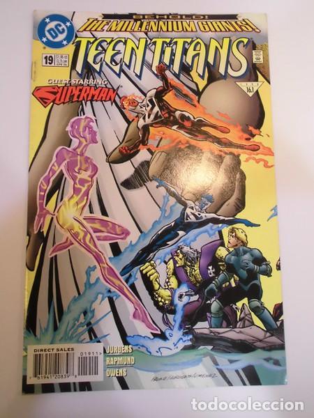 TEEN TITANS - NUM 19 - EN INGLES - DC COMICS- 1998 (Tebeos y Comics - Comics Lengua Extranjera - Comics USA)