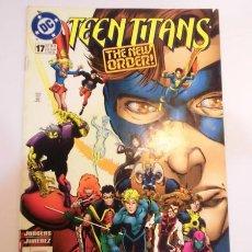 Cómics: TEEN TITANS - NUM 17 - EN INGLES - DC COMICS- 1998. Lote 101903458