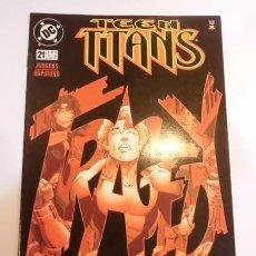 Cómics: TEEN TITANS - NUM 21 - EN INGLES - DC COMICS- 1998. Lote 101903538