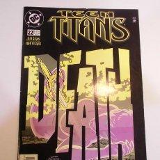 Cómics: TEEN TITANS - NUM 22 - EN INGLES - DC COMICS- 1998. Lote 101903542