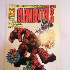 Cómics: ELEMENTALS VOL 3 - NUM 1 - EN INGLES - COMICO COMICS- 1995. Lote 101903790