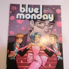 Cómics: BLUE MONDAY - NUM 4 - EN INGLES - ONI PRESS- 2001. Lote 101903983