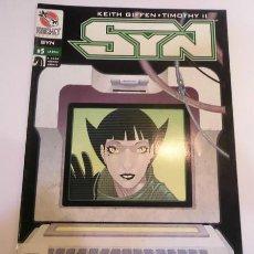 Cómics: SYN - NUM 5 - EN INGLES - DARK HORSE COMICS- 2004. Lote 101904372