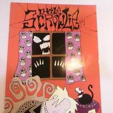 Cómics: LITLE SCROWLIE - NUM 4 - EN INGLES - SLG PUBLISHING- 2003. Lote 101904376