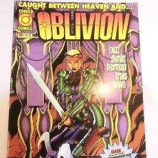 Cómics: OBLIVION - NUM 2 - EN INGLES - COMICO COMICS- 1996. Lote 101904384