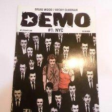 Cómics: DEMO #1: NYC - EN INGLES - AIT PLANET- 2003. Lote 101904610