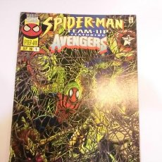 Cómics: SPIDER-MAN TEAM-UP VOL 1 NUM 4 - FEATURING AVENGERS - EN INGLES - MARVEL- 1996. Lote 101904618