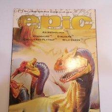 Cómics: EPIC AN ANTOLOGY 4 OF 4 - EN INGLES - EPIC COMICS- 1992. Lote 101904626