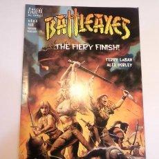 Cómics: BATTLEAXES 4 OF 4 - EN INGLES - VERTIGO DC- 2000. Lote 101905068