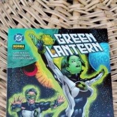 Cómics: GREEN LANTERN. LEJOS DE CASA. NORMA EDITORIAL SIN USO. W. Lote 101985583