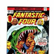 Cómics: FANTASTIC FOUR 161 - MARVEL 1975 - VFN+. Lote 102050683