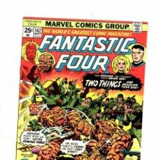 Cómics: FANTASTIC FOUR 162 - MARVEL 1975 - VFN+. Lote 102050823