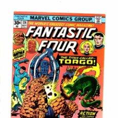 Cómics: FANTASTIC FOUR 174 - MARVEL 1976 VFN+ JOHN BUSCEMA / GALACTUS . Lote 102052839