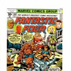 Cómics: FANTASTIC FOUR 180 - MARVEL 1977 VFN+. Lote 102055083
