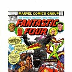 Cómics: FANTASTIC FOUR 188 - MARVEL 1977 VFN+ GEORGE PEREZ . Lote 102056367