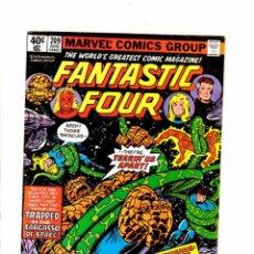 Cómics: FANTASTIC FOUR 209 - MARVEL 1979 VFN- JOHN BYRNE. Lote 194515430