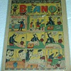 Cómics: THE BEANO Nº 705, 1956 INGLÉS - RARO EJEMPLAR- VER FOTOS- LEER. Lote 102455807