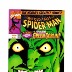 Cómics: UNTOLD TALES OF SPIDER-MAN 25 - MARVEL 1997 VFN/NM. Lote 102464643