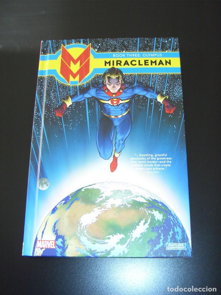 MIRACLEMAN - BOOK THREE - OLYMPUS - ALAN MOORE - INGLÉS (Tebeos y Comics - Comics Lengua Extranjera - Comics USA)