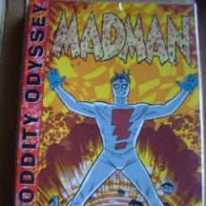 Cómics: MADMAN TPB #1: THE ODDITY ODYSSEY (ONI PRESS, 2002). Lote 102932263