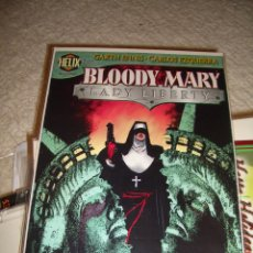 Cómics: BLOODY MARY: LADY LIBERTY #1-4 (DC HELIX, 1997) . Lote 102934955