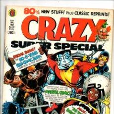 Cómics: CRAZY 82 - MARVEL MAGAZINE 1982 FN+. Lote 103221155