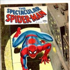 Cómics: SPECTACULAR SPIDER-MAN 1 - MARVEL MAGAZINE 1968 - VG/FN. Lote 103235115