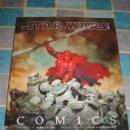 Cómics: STAR WARS COMICS, 2011, LIBRO DE ILUSTRACIÓN, IMPECABLE. Lote 103358063