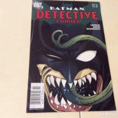 Cómics: DETECTIVE COMICS Nº 811 BATMAN COMIC BOOK - COMICS USA DC. Lote 103444187