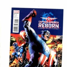 Cómics: CAPTAIN AMERICA REBORN 1 - MARVEL 2009 - NM. Lote 103757239