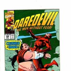 Cómics: DAREDEVIL 296 - MARVEL 1991 - VFN/NM. Lote 103757607