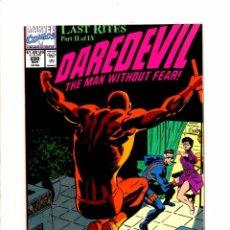Cómics: DAREDEVIL 298 - MARVEL 1991 - VFN/NM. Lote 103757735