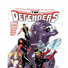 Cómics: DEFENDERS 1 - MARVEL 2012 - VFN/NM. Lote 103757871