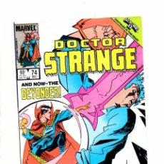 Cómics: DOCTOR STRANGE 74 - MARVEL 1985 - VFN. Lote 103758207