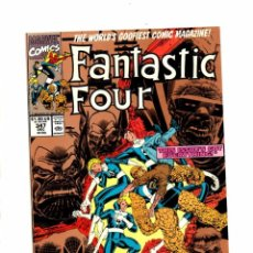 Cómics: FANTASTIC FOUR 347 - MARVEL 1990 - VFN 2ND EDITION. Lote 103758375