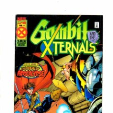 Cómics: GAMBIT AND THE X-TERNALS 4 - MARVEL 1995 FN-. Lote 103758555