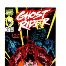 Cómics: GHOST RIDER 8 - MARVEL 1990 VFN. Lote 103758691